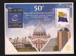 2020 - VATICANO - S26L - SET OF 2 STAMPS ** - Used Stamps