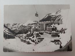 Flaine Projet Le Flaine De Demain 1969 Carte Photo Montage Haute Savoie - Otros Municipios
