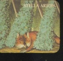 Autres Collections - Sous-bock - Stella Artois -  Renard - Beer Mats