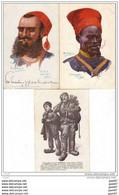 3 CPA  ¨(Illustrations Diverses )                Ref B.757 - Guerre 1914-18