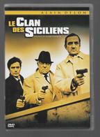 DVD  Le Clan Des Siciliens - Action, Adventure