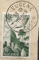 Timbre Algerie Belle Obliteration Saint Eugene - Used Stamps