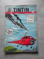 Tintin ( Magazine L'hebdomadaire ) 1952 N°21 - Tintin