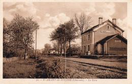 ~+ Saint Amant De Nouère - La Gare - Other Municipalities