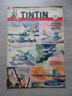 Tintin ( Magazine L'hebdomadaire ) 1952 N°33 - Tintin