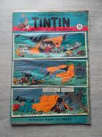 Tintin ( Magazine L'hebdomadaire ) 1952 N°35 - Tintin