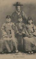 Mongolie - Une Famille Mongole - Mongolia