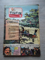 Tintin ( Magazine L'hebdomadaire ) 1953 N°6 - Tintin