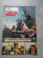 Tintin ( Magazine L'hebdomadaire ) 1953 N°7 - Tintin