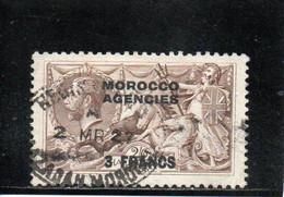 MAROC 1918-32 O - Bureaux Au Maroc / Tanger (...-1958)