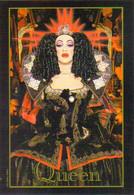 "Carte Postale ""Cart'Com"" - Série Restaurant, Bar Café - Queen (drag Queen) Royale Année 1996 - Restaurants"