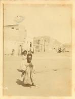 090621A - PHOTO ANCIENNE 190 - ALGERIE -  ORAN Au Village Nègre - Enfant - Oran
