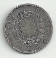 Italie - 1 Lire - 1863 MBN - TB/TTB - 1861-1878 : Victor Emmanuel II