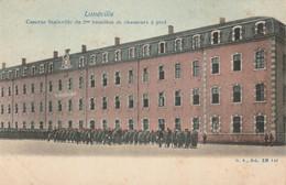 Lunéville, 54 (4690) Caserne Stainville Du 2ème Bataillon De Chasseurs à Pied - Luneville