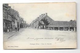 (30695-61) Putanges - Place Du Marché - Putanges