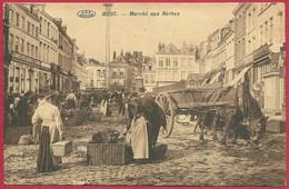 C.P. Mons =  MARCHE Aux  HERBES - Mons