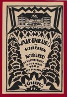 Allemagne 1 Notgeld  De 50 Pf Stadt Waldenburg  (RARE--Silésie--Pologne---Walbrzych )  Dans L 'état   Lot N °136 - Colecciones
