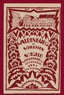 Allemagne 1 Notgeld  De 75 Pf Stadt Waldenburg  (RARE--Silésie--Pologne---Walbrzych )  Dans L 'état   Lot N °137 - Colecciones
