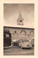 """2197""""FOTO-AUTO  ANNI 50 A MONGINEVRO 1955 """" MISURE(7.50x11.50) - Automobiles"""