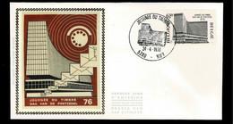 FDC Zijde : Nr 1803:  Stempel: 5200 Huy - 1971-80