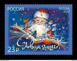 RUSSIE/RUSSIA/RUSSLAND/ROSJA 2020** MI.2939,,ZAG..2716,YVERT.. New Year MNH ** - Unused Stamps