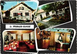 Pougny - Hôtel-restaurant Le Franco-suisse - Altri Comuni