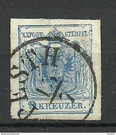 Austria Österreich 1850 Michel 5 O - Used Stamps