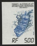 TAAF 1983 - Mi-Nr. 181 U ** - MNH - Ungez / Imp - Schiffe / Ships - Imperforates, Proofs & Errors