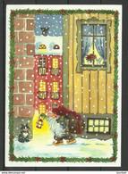 UNICEF Weihnachten Christmas Gesendet Aus Deutschland 2005 Mit Automatenmarke - Other