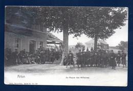 Arlon. Toernich. Café Au Repos Des Militaires. Café Au Repos Des Chasseurs. Station. Pub Pipes D'Arlon Breyer.1904 - Arlon