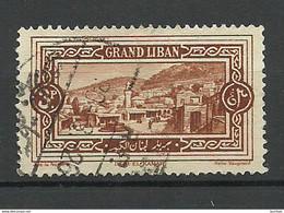 LIBANON Grand Liban 1925 Michel 67 O - Used Stamps
