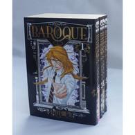 Baroque Vol. 1~ 5 ( Ogawa Yayoi ) Japanese Version - Romanzi