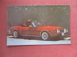 1968 Pontiac Firebird Convertible     >  Ref  4970 - Passenger Cars