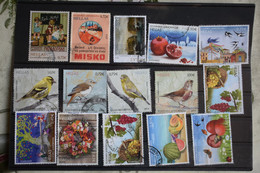 STAMPS GREECE  69  DIFERENT  USED STAMPS FROM 2014-2017 - Used Stamps