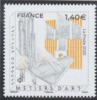 FRANCE 2020 FACTEUR D ORGUES NEUF YT 5382 - Neufs