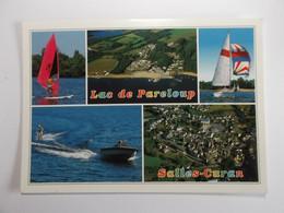 SALLES-CURAN Le Lac De Pareloup - Andere Gemeenten