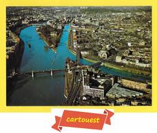 BELGIQUE - LIEGE - Confluent Meuse Et Ourthe - Péniche - Luik