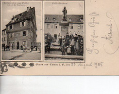 Vue - Colmar