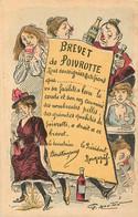 ILLUSTRATEUR G. MOUTON BREVET DE POIVROTTE - Autres Illustrateurs