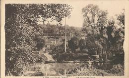 CPA - Vaux-sur-seine  - Vue Prise De L'Oasis - Other Municipalities