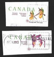 Canada Flora Postage Fragment - Sonstige