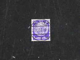 ALLEMAGNE GERMANY DEUTSCHLAND DEUTSCHES REICH YT 455 OBLITERE- PRESIDENT HINDENBURG - Used Stamps