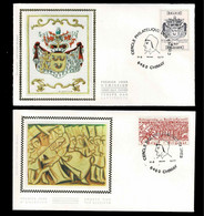 FDC Zijde : Nr 1856/59:  Stempel: 6460 Chimay - 1971-80