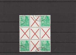 DDR 1960 ZD Hz 7 Gestempelt (213529) - Se-Tenant