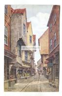 A R Quinton Postcard No. 3557 - The Shambles, York - Used In 1954 - Quinton, AR