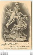 N°12165 - Collection Mariani - Groupe Par M. Raoul Verlet, De L'Institut, Sculpteur - Publicidad