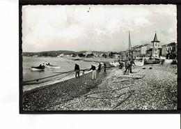 06 - CROS De CAGNES - Pêcheurs Sur La Plage Tirant Les Filets - 8887 - Altri Comuni