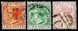Ceilán (Británico) Nº 67/... Usado - Ceilán (...-1947)
