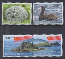 S10. Guinea Bissau MNH 2012 Tourism - Diaoyu Islands - Ohne Zuordnung