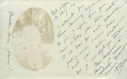 BEL ABBES/ORAN - Militaire, Carte Photo En 1901. - Oran